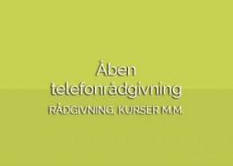 Aaben-telefonraadgivning