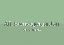 Afl.-Stensagergården